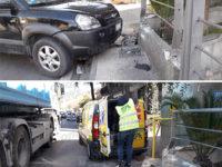 Tragico incidente stradale a Salerno. Uomo perde il controllo dell'auto, va a sbattere e muore sul colpo