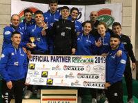La New Kodokan di San Pietro al Tanagro vince il Torneo Internazionale Città di Martina Franca