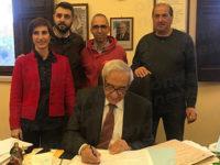 Polla:firmato il Protocollo d'Intesa tra Comune e associazioni per l'installazione di tre defibrillatori