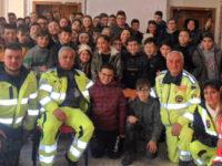 Prevenzione sismica. La Protezione Civile di Montesano e Sanza incontra gli studenti di Sala Consilina