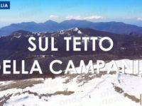"""Il borgo di Sanza protagonista insieme al Monte Cervati della rubrica """"Bellitalia"""" del TG3"""