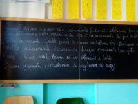 A Picerno e Vietri di Potenza messaggio dei Carabinieri agli alunni. Sulle lavagne un invito al rispetto