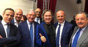 La Banca Monte Pruno ospite dell'Istituto Italiano di Cultura a Vienna con Red Canzian
