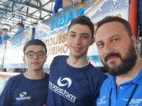 Gli atleti Metasport conquistano i primi posti nell'ultima tappa del Campionato Regionale Nuoto