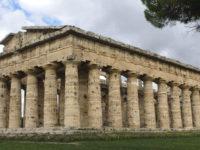 Paestum: al via il programma di ricerca del Parco Archeologico per la manutenzione del Tempio di Nettuno