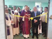 Ospedale di Polla. Inaugurata la nuova Cappella offerta dalla Fondazione Monte Pruno
