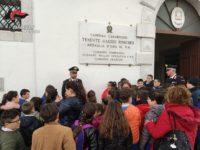 Cultura della legalità. Giovani studenti in visita alla Compagnia Carabinieri di Lagonegro