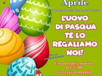 """Atena Lucana: dal 18 al 20 aprile """"L'uovo di Pasqua te lo regaliamo noi!"""" al Centro Commerciale Diano"""
