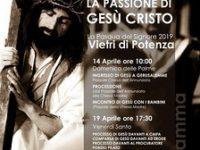 """Tutto pronto a Vietri di Potenza per la 43^ edizione della manifestazione """"La Pasqua del Signore"""""""