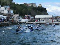 Campionato Nazionale Canoa Polo. Partita da Agropoli la corsa allo scudetto