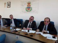 Firmata un'intesa tra il Comune di Eboli e il Consorzio ASI per lo sviluppo delle aree industriali