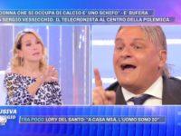 """Frasi sessiste contro l'arbitro donna ad Agropoli. Vessicchio ospite di Barbara D'Urso a """"Pomeriggio 5"""""""