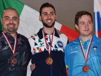 Campionato del Mediterraneo di Bowling. A Malta medaglia d'oro per Antonino Fiorentino di Potenza