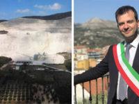 """Cava Pedali a Vietri di Potenza. Il sindaco Giordano replica alla società: """"Nessun compromesso"""""""