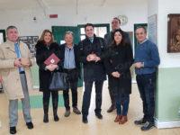 """Gli studenti del """"Leto"""" di Teggiano a lezione di Costituzione con il magistrato Claudia D'Alitto"""