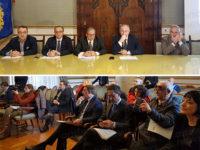 Presentato in Provincia a Salerno il programma straordinario di messa in sicurezza delle strade