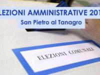 Elezioni Amministrative 2019 San Pietro al Tanagro. Le liste