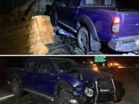 Auto sfonda il guardrail sul Raccordo autostradale a Vietri di Potenza. Ferito un 45enne