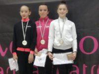 La Kodokan Ginnastica conquista il Campionato Individuale Silver di Ginnastica Ritmica ad Angri