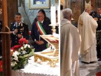 Laurino conferisce la cittadinanza onoraria a don Facchini e la Benemerenza al Generale Stefanizzi