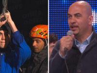 """Il teggianese Mimmo Morena e il figlio Matteo concorrenti al programma di Canale 5 """"Ciao Darwin"""""""
