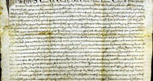 Curiosità storiche valdianesi. Le pergamene medievali di Teggiano disponibili online