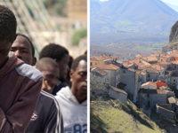 Sasso di Castalda dice addio ai migranti dopo 5 anni, verranno trasferiti in altri Centri di Accoglienza