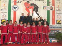 La New Kodokan di San Pietro al Tanagro conquista il Campionato Nazionale Assoluto 2019 di Pangration