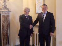 A Roma il sindaco di Celle di Bulgheria incontra l'ambasciatore della Repubblica di Bulgaria