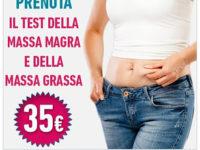 """""""E' gonfiore o grasso?"""". Alla Farmacia Di Muria di Padula il test della composizione corporea"""