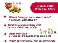 """Polla: domani la """"Giornata della salute"""" a cura dei volontari della Croce Rossa Italiana"""