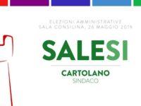 Sala Consilina: Elezioni Comunali 2019. LISTA SALESI