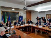 Regione Basilicata. Il Presidente Bardi presenta la nuova Giunta e conferisce le deleghe agli assessori