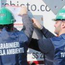 Controlli del NOE in provincia di Potenza. Sanzionata una ditta dedita alla pulizia delle strade
