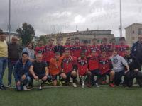 """I giovani calciatori del """"Pomponio Leto"""" di Teggiano """"Campioni"""" al Torneo provinciale"""