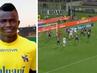 Dal viaggio della speranza all'arrivo a Ruoti, fino all'esordio in Serie A. La storia di Musa Jawara