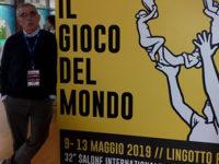 Lo scrittore Paolo Manzione di Teggiano ospite del Salone Internazionale del Libro a Torino