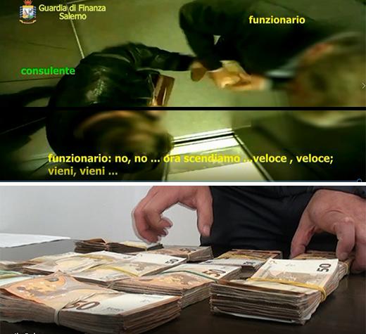 Corruzione nella Commissione Tributaria a Salerno.Uno dei giudici confessa,ai domiciliari 5 imprenditori