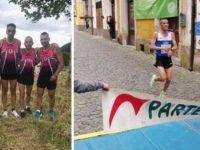 Sport. Gli atleti Aich e Hanane e la Carmax Camaldolese conquistano la Corsalonga a San Giovanni a Piro