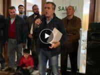 """Elezioni Amministrative 2019 Sala Consilina. Domenico Cartolano presenta ufficialmente la lista """"Salesi"""""""