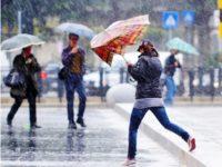 Pioggia e vento in Campania. Nuova allerta meteo della Protezione civile
