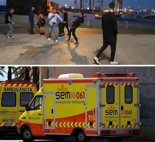 Violenta rissa in Spagna, in coma un giovane. Tra i quattro arrestati anche uno studente salernitano