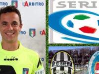 Ivan Robilotta della Sezione AIA di Sala Consilina arbitrerà Siena-Novara nei play off di Serie C