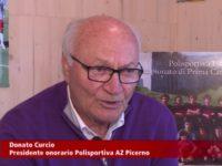 La storia del Picerno in Serie C e del Presidente onorario Donato Curcio raccontata dal Tg2