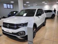 Atena Lucana: la Concessionaria Autohaus presenta al pubblico T-Cross, il City SUV di Volkswagen