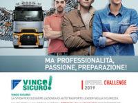 """Polla:domani alla Curcio Trasporti la manifestazione internazionale Renault Trucks """"Optifuel Challenge"""""""