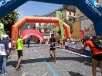 Mario Maresca vince la II edizione del Trail Madonna di Sito Alto a Sala Consilina nel circuito Campania