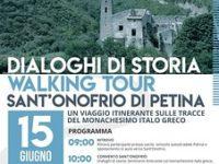 """Il 15 giugno a Petina il seminario """"Dialoghi di storia"""", viaggio itinerante sul monachesimo Italo Greco"""
