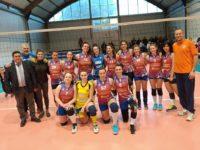 Volley femminile. La Free Fox Sala Consilina approda in prima divisione