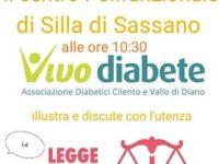 Domani a Sassano un convegno sulla legge 104 a tutela dei pazienti diabetici